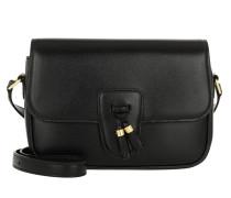 Umhängetasche Tassel Shoulder Bag Medium Black