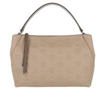 Klara Monogrammed Shoulder Bag