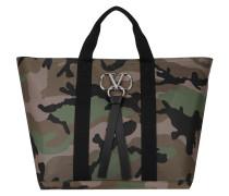 Reisetasche V Shopper Army Green/Brush