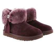 Boots Classic Boot Cinched Fur Mini Lodge