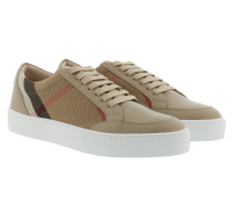 Salmond Sneakers House Check/Nude Sneakers