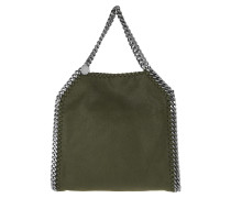 Mini Falabella 3Chains Khaki Tote