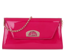 Vero Dodat Clutch Patent Ultra Rose Clutch