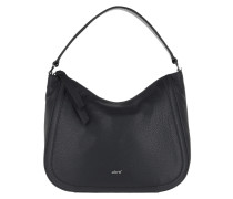 Hobo Bag Calf Adria Hobo Bag Navy marine