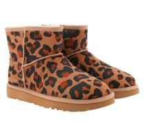 Boots W Classic Mini II Leopard Amphora