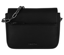 Night Out Small Shoulder Bag Black