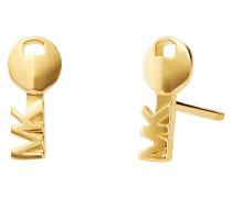 Schmuck MKC1038AA710 MK Key Stud Gold gold