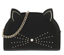 Umhängetasche Kristie Cat Xbody Bag Black schwarz