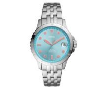 Uhr Sport Watch FB-01 Silver