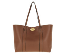 Shopper Baywater Tote Small Leather Oak braun