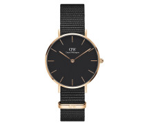 Uhr Classic Petite Cornwall 32 mm Black