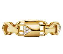 Ring MKC1024AN710 Band Mercer Link Gold