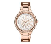 MK6551 Ladies Taryn Watch Rosegold Uhr