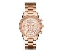 Uhr MK6357 Ritz Watch Rosegold/Gold-Tone