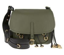 Corsaire Crossbody Bag Militare/Nero Tasche