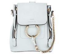 Faye Backpack Mini Airy Grey Rucksack