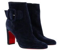 Boots Tres Olivia 85 Boots Leather Blue blau