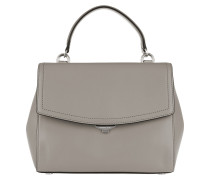 Ava MD TH Satchel Bag Pearl Grey Satchel Bag