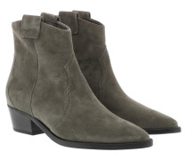 Boots Eve Suede Smoke