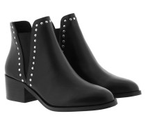 Boots Cade Bootie Black Leather