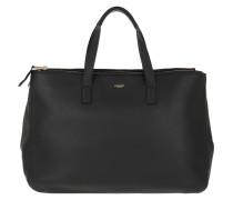 "Aktentasche Derby Handle Bag 14"" Black"