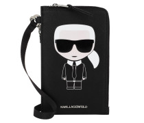 Smartphone Case Ikonik Phone Holder Black