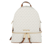 Rhea Zip MD Backpack Vanilla Rucksack
