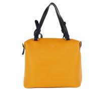 Soft Cube Bag Small Honey Tasche