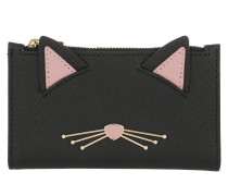Cat's Meow Mikey Wallet Blackmulti