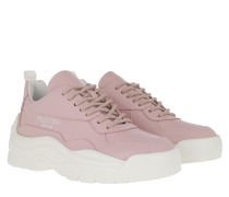 Sneakers Gumboy Sneakers Leather Rose/Bianco rosa