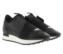 Race Runner Sneakers Black Sneakers