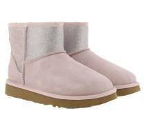 W Classic Mini Sparkle Seashell Pink Schuhe