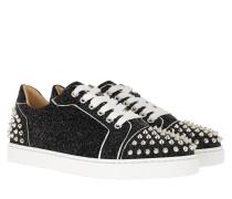 Sneakers Viera 2 Flat Sneaker Black/Silver