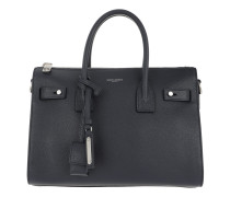Sac De Jour S Duffle Denim Satchel Bag
