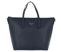 Saffiano Jeans Suri Handbag Dark Blue Tote