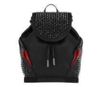 Explorafunk Calf Empire Backpack Black Multi Rucksack