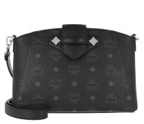 Umhängetasche Essential Visetos Small Crossbody Bag Black