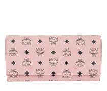 Visetos Original Flap Wallet Large Soft Pink