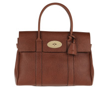 Satchel Bag Bayswater Shoulder Bag Leather Oak braun