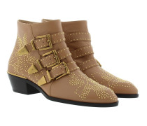 Boots Susanna Nappa Boots Reef Shell beige