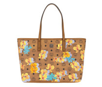 Essential Floral Print Shopper Medium  Tote