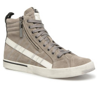 DVELOWS MID LACE Sneaker in grau
