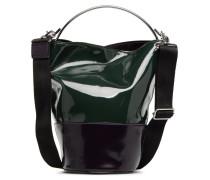 BORSA Handtasche in schwarz