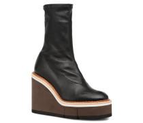 Britt Stiefeletten & Boots in schwarz