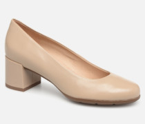 D NEW ANNYA MID A D92CBA Pumps in beige