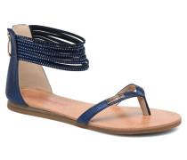 Ginkgo Sandalen in blau