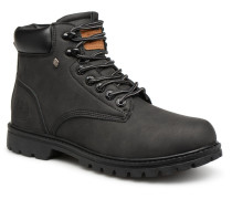 Secco Stiefeletten & Boots in schwarz