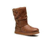 Keepsakes LeatherEsque 48367 Stiefeletten & Boots in braun