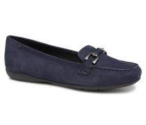 D ANNYTHA MOC A D84BMA Slipper in blau