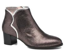 Calouna Stiefeletten & Boots in silber